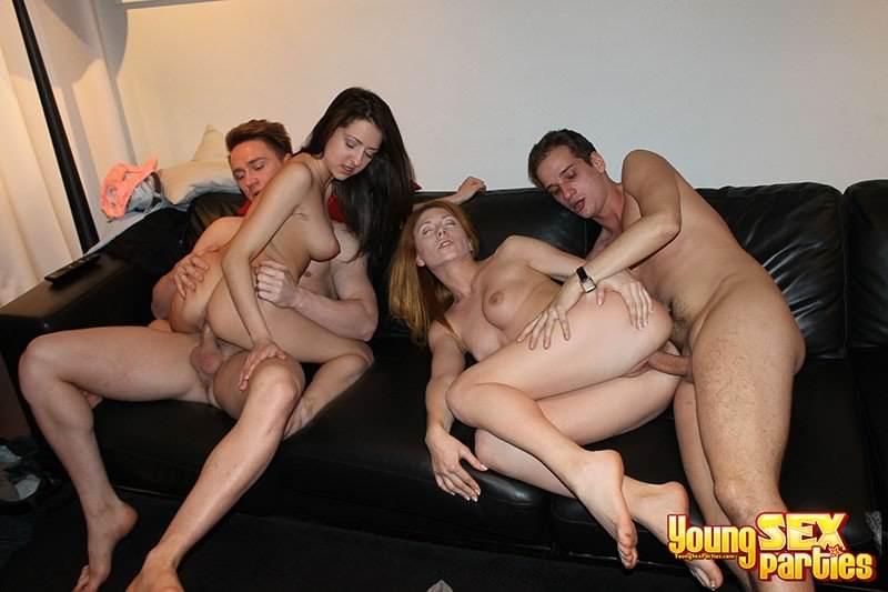 Порно молодая пара пригласила друга полезная